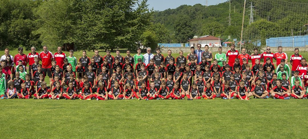 Milan Junior Camp Tryavna 2018